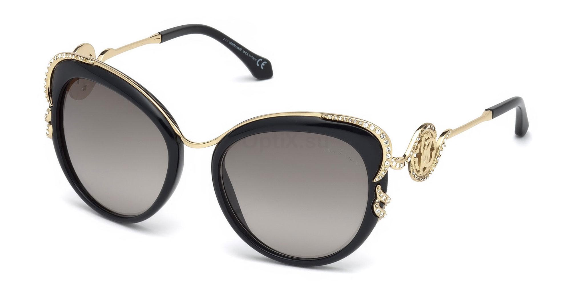 01B RC1073 Sunglasses, Roberto Cavalli
