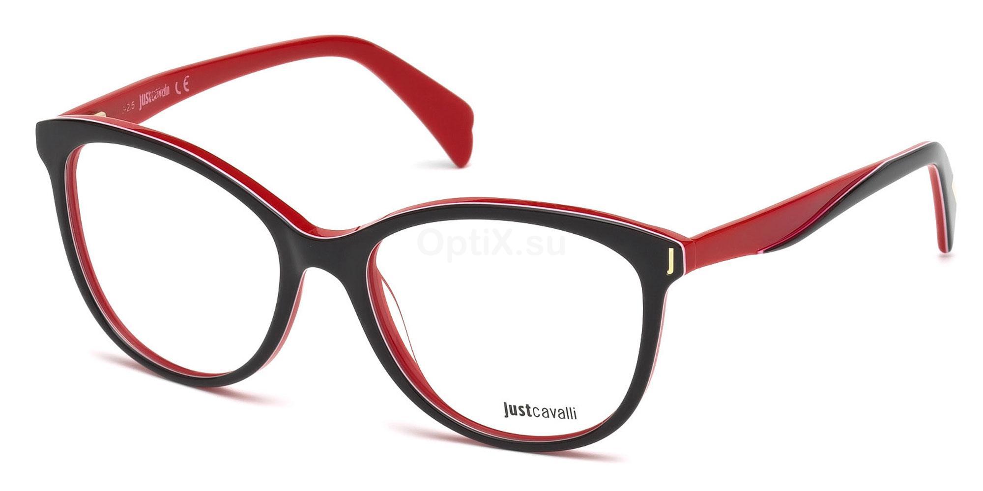 005 JC0773 Glasses, Just Cavalli