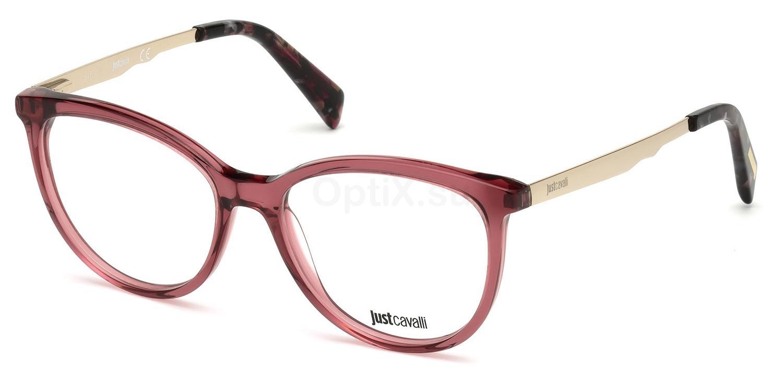 072 JC0814 Glasses, Just Cavalli