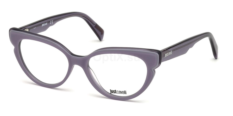 080 JC0818 Glasses, Just Cavalli