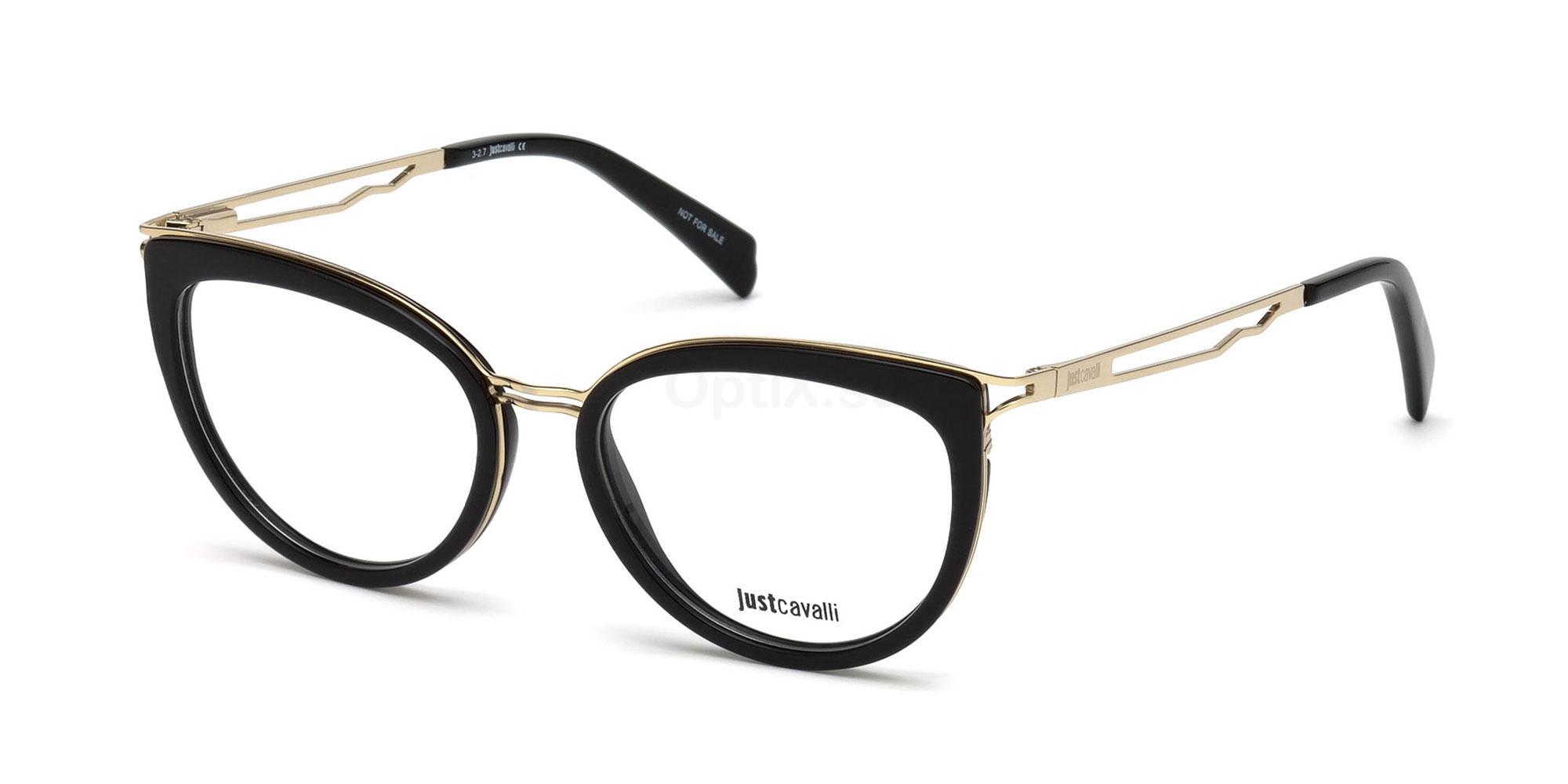001 JC0857 Glasses, Just Cavalli