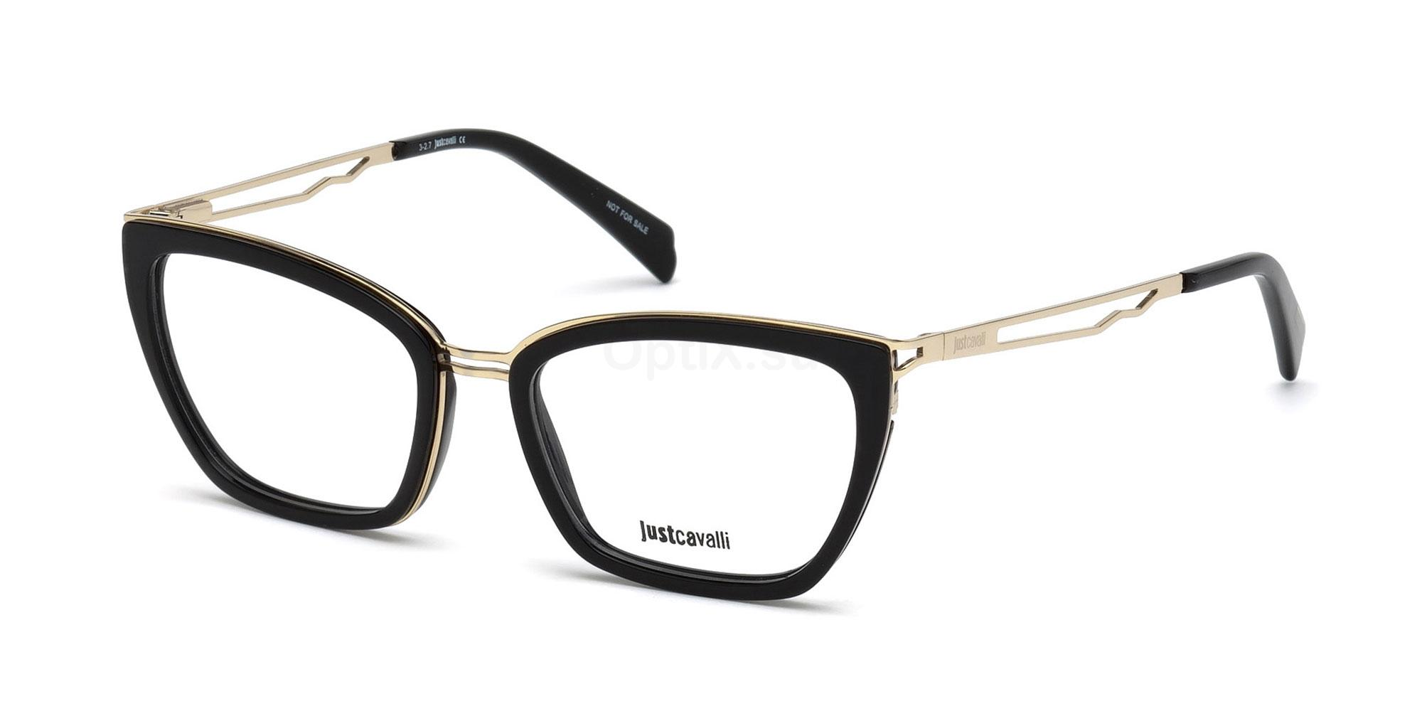 001 JC0858 Glasses, Just Cavalli