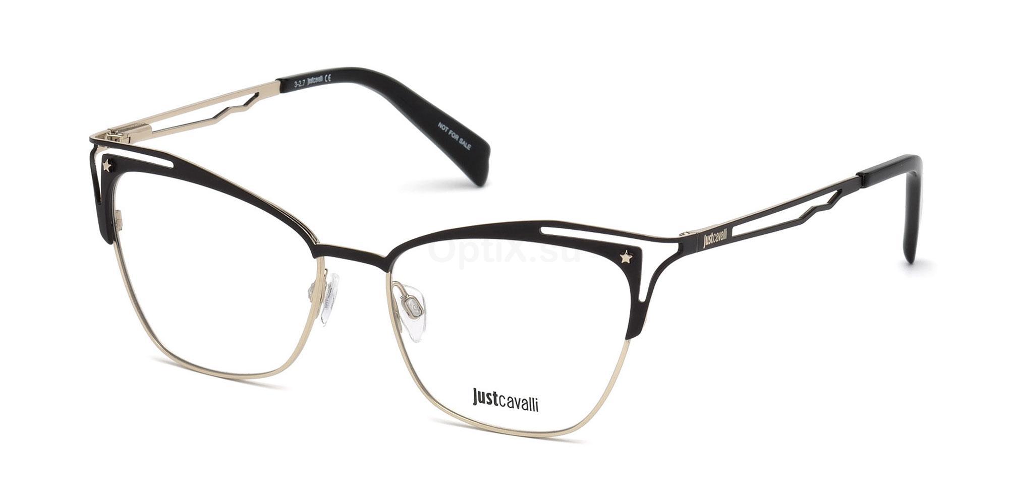 005 JC0859 Glasses, Just Cavalli