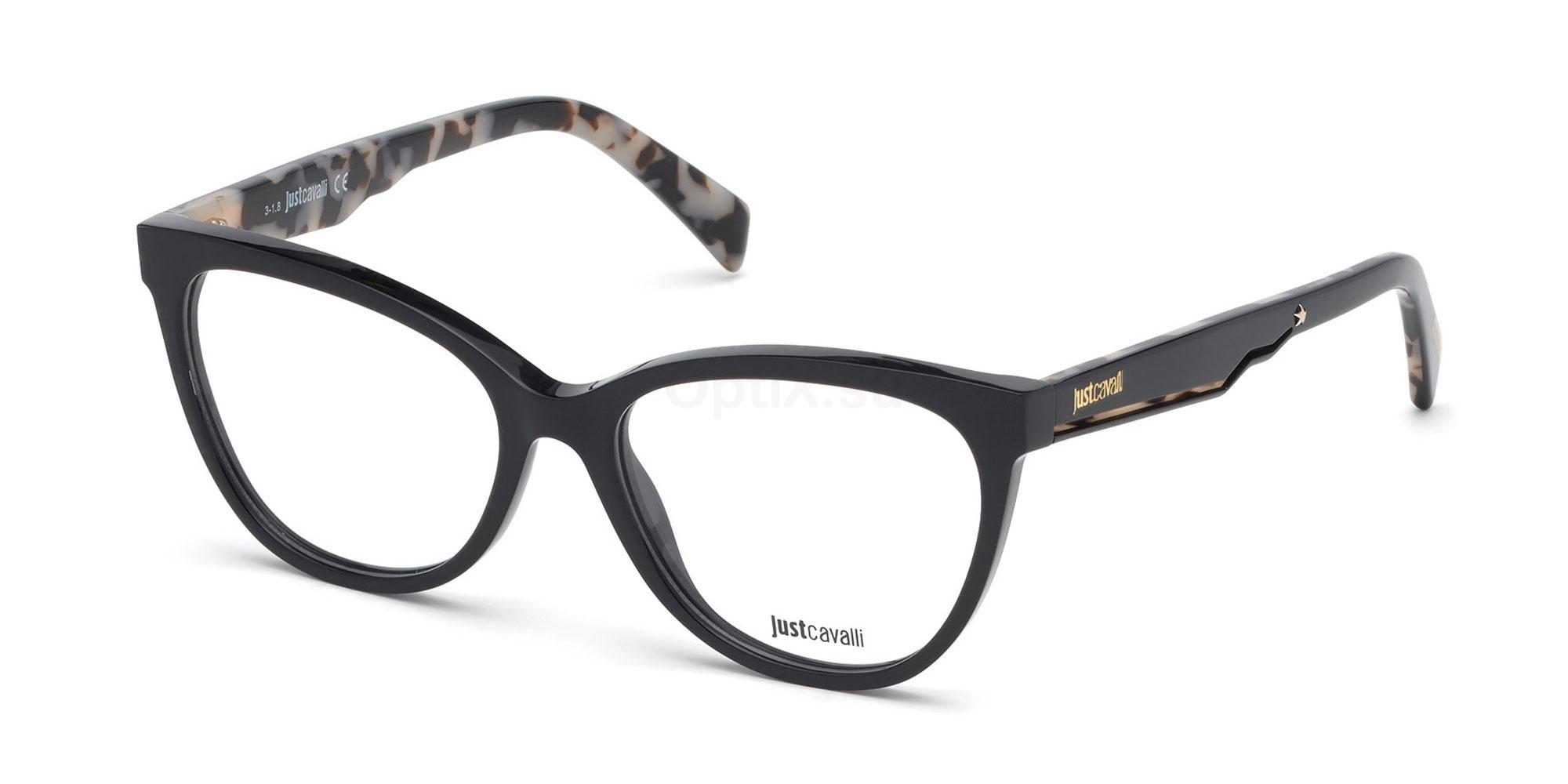 001 JC0876 Glasses, Just Cavalli