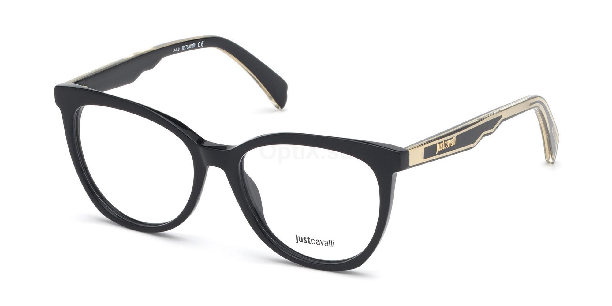 001 JC0878 Glasses, Just Cavalli