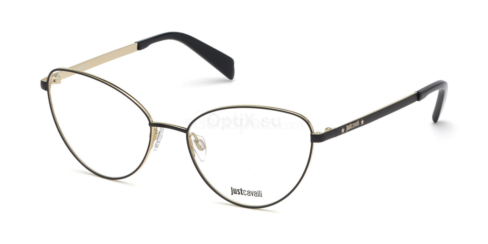 001 JC0882 Glasses, Just Cavalli