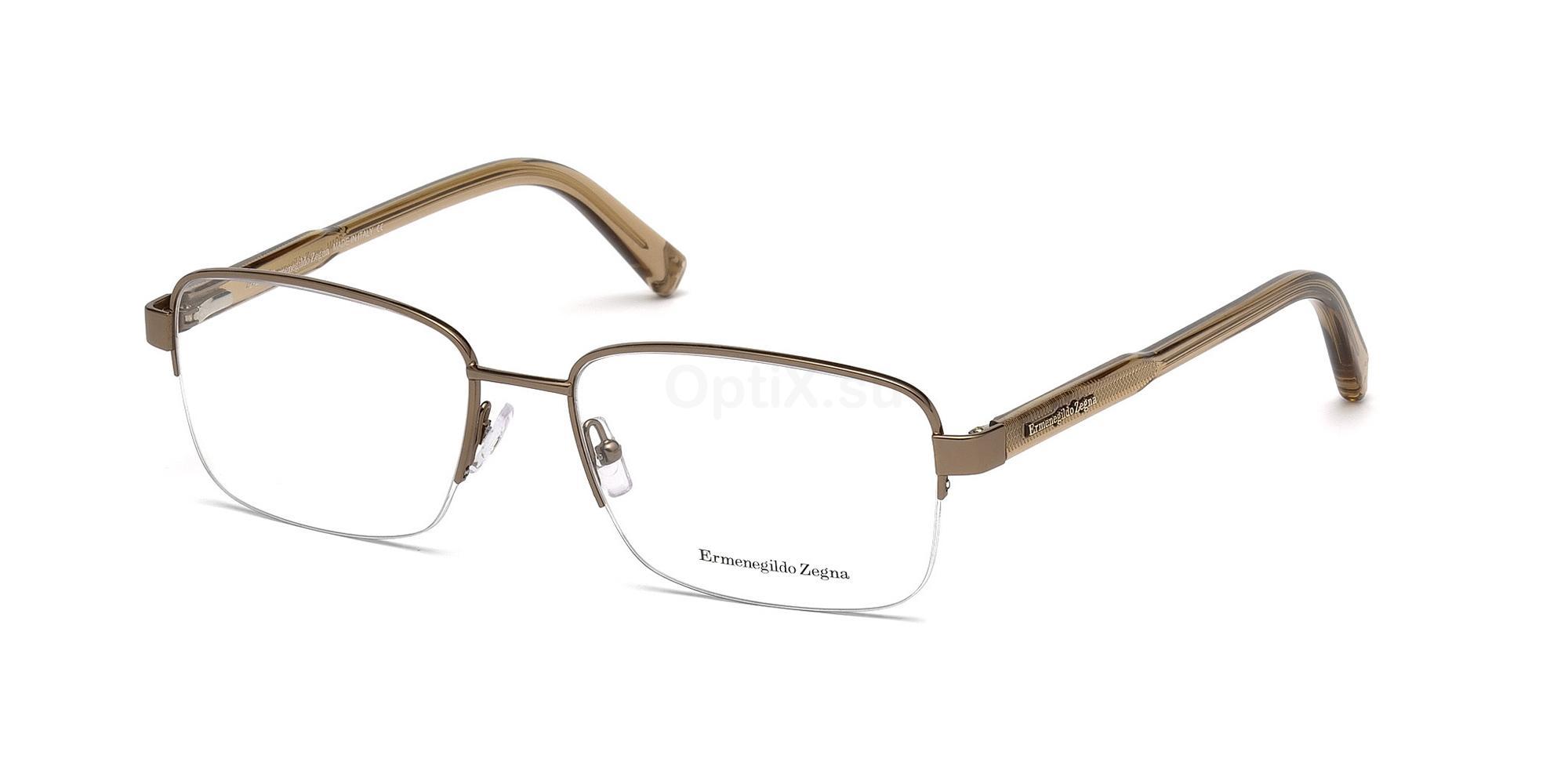 034 EZ5006 Glasses, Ermenegildo Zegna