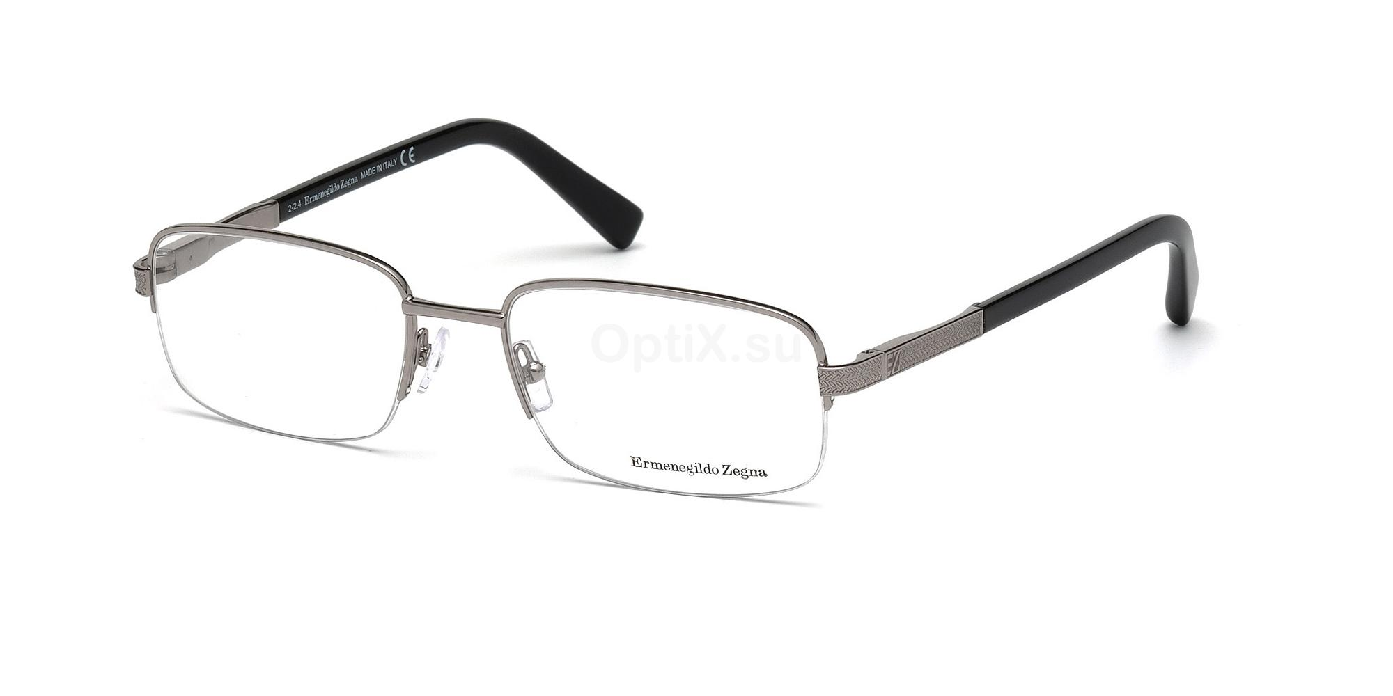 014 EZ5011 Glasses, Ermenegildo Zegna