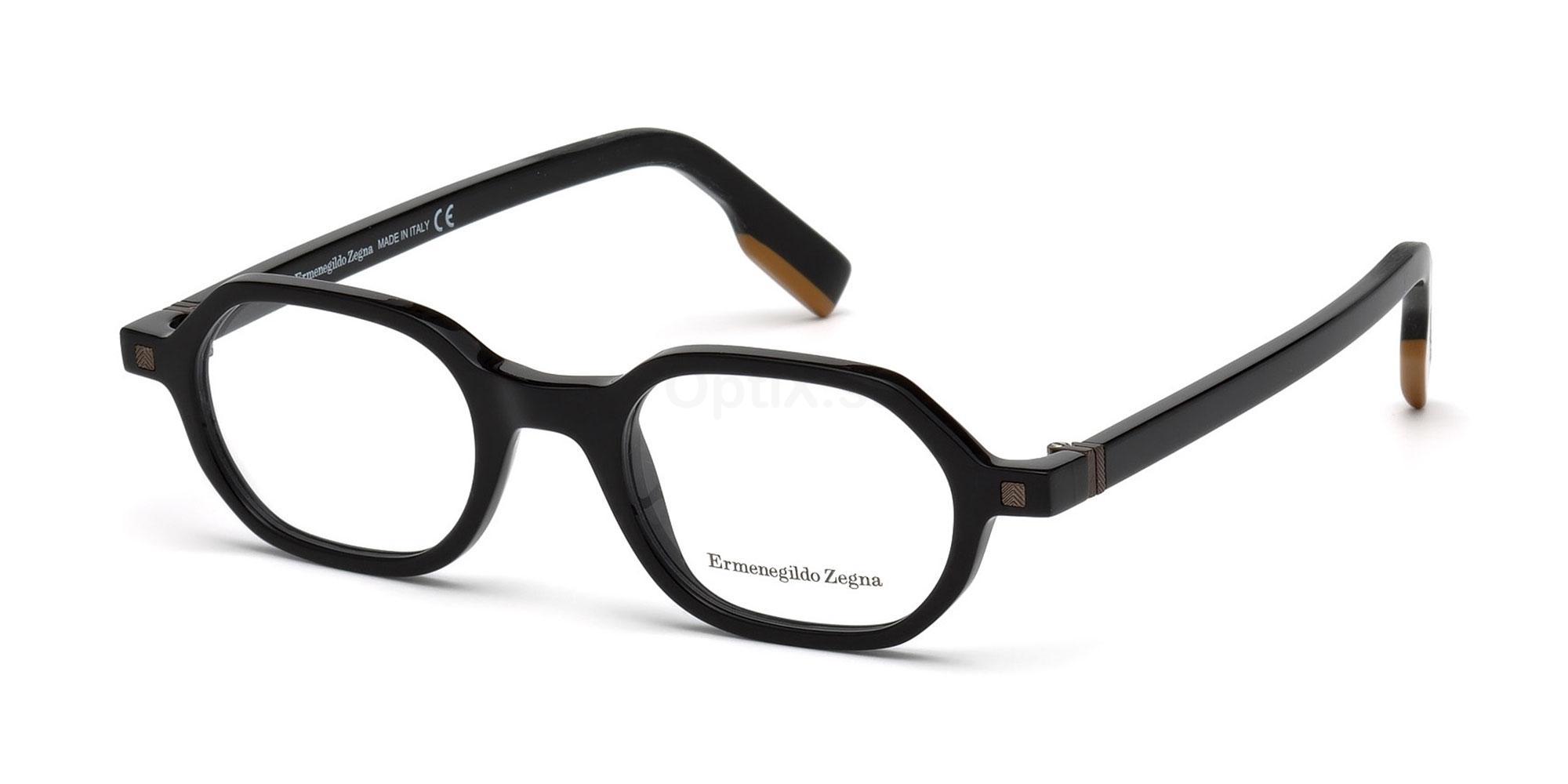 001 EZ5130 Glasses, Ermenegildo Zegna