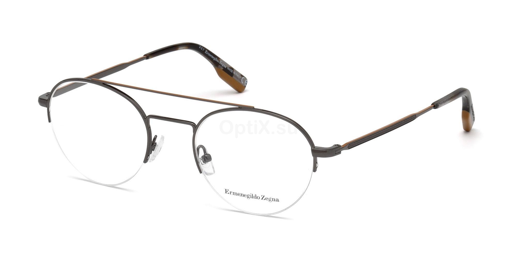 008 EZ5131 Glasses, Ermenegildo Zegna
