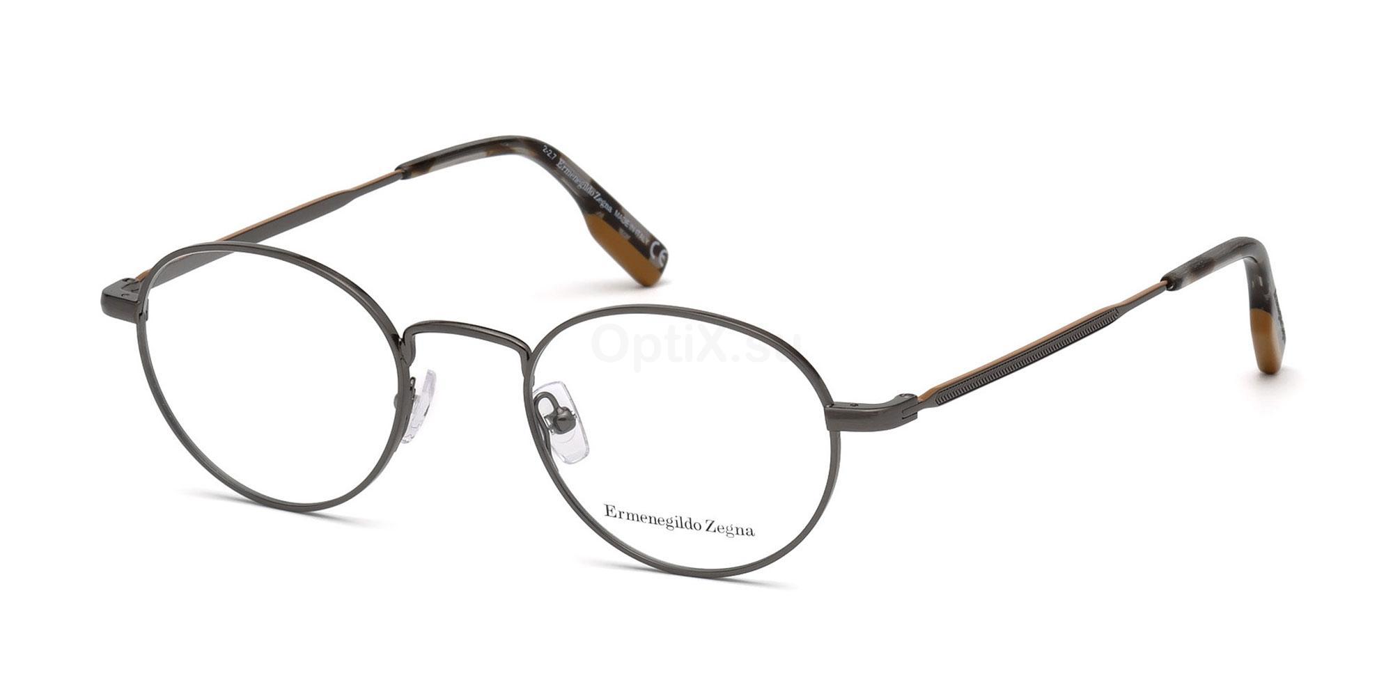 008 EZ5132 Glasses, Ermenegildo Zegna