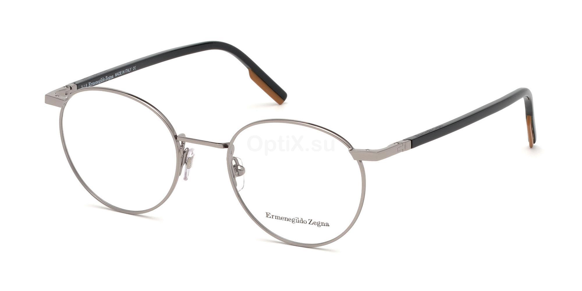014 EZ5138 Glasses, Ermenegildo Zegna