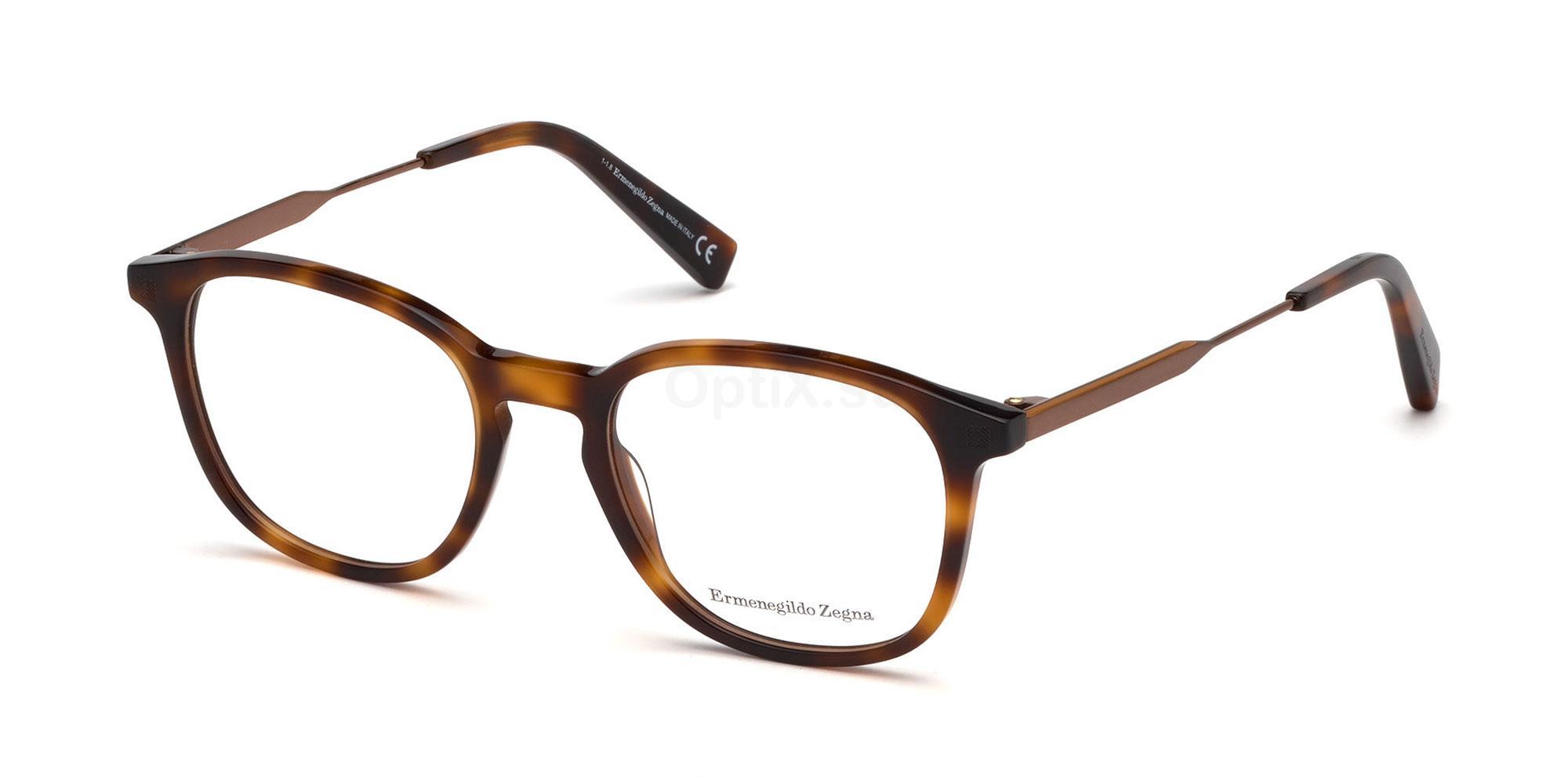 052 EZ5140 Glasses, Ermenegildo Zegna