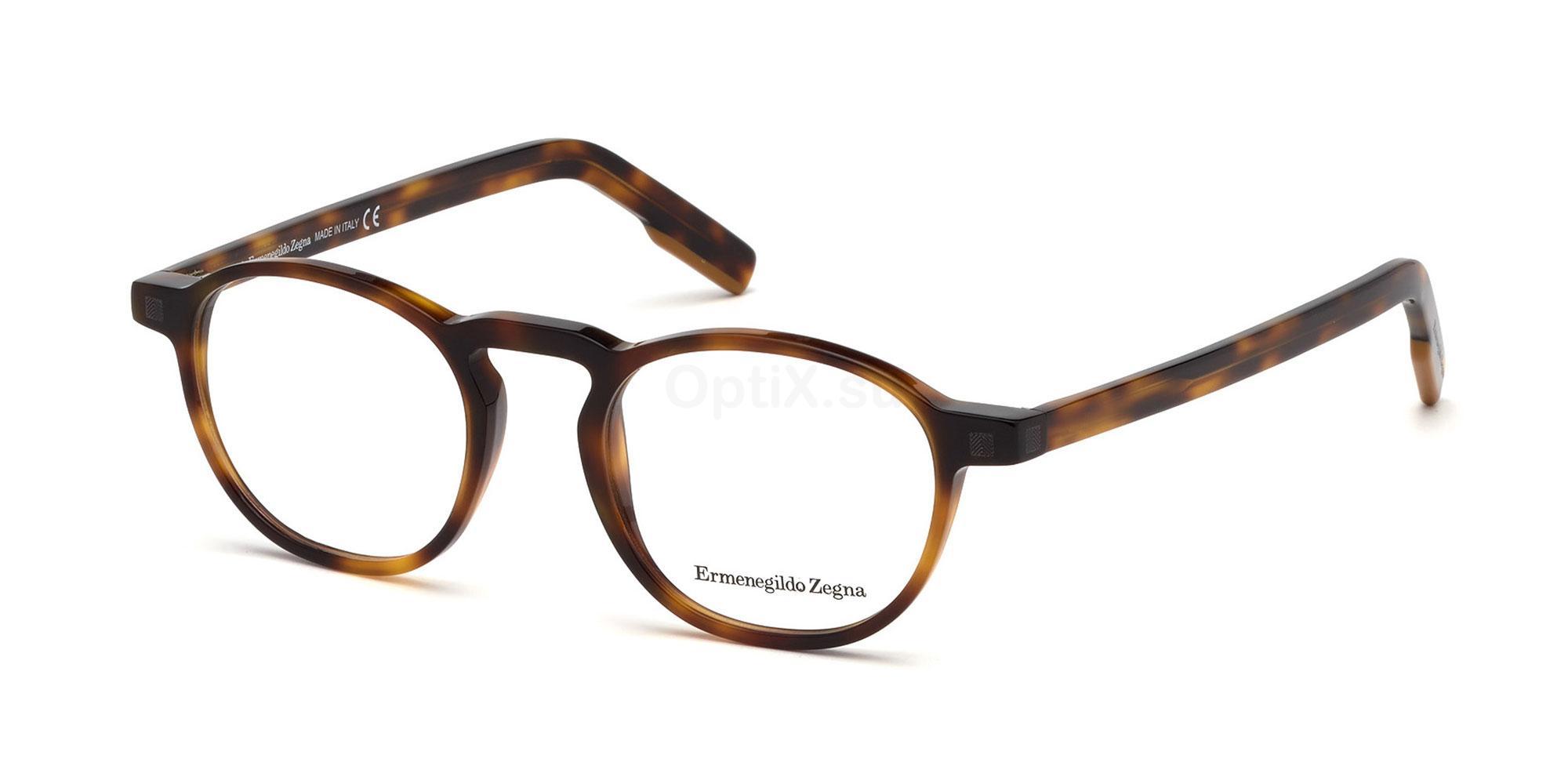 052 EZ5144 Glasses, Ermenegildo Zegna