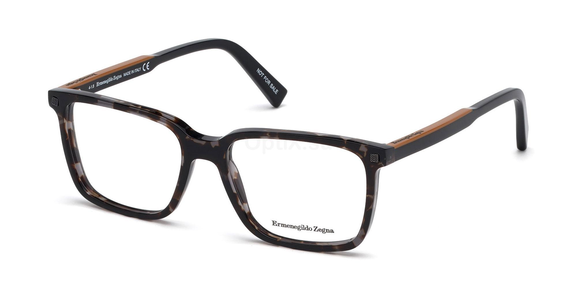 005 EZ5145 Glasses, Ermenegildo Zegna