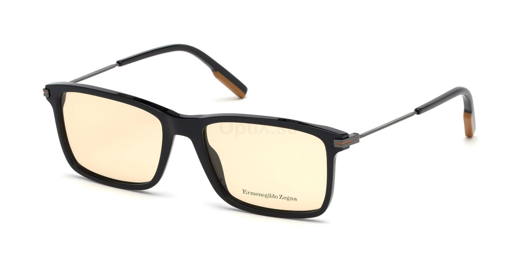 001 EZ5149 Glasses, Ermenegildo Zegna