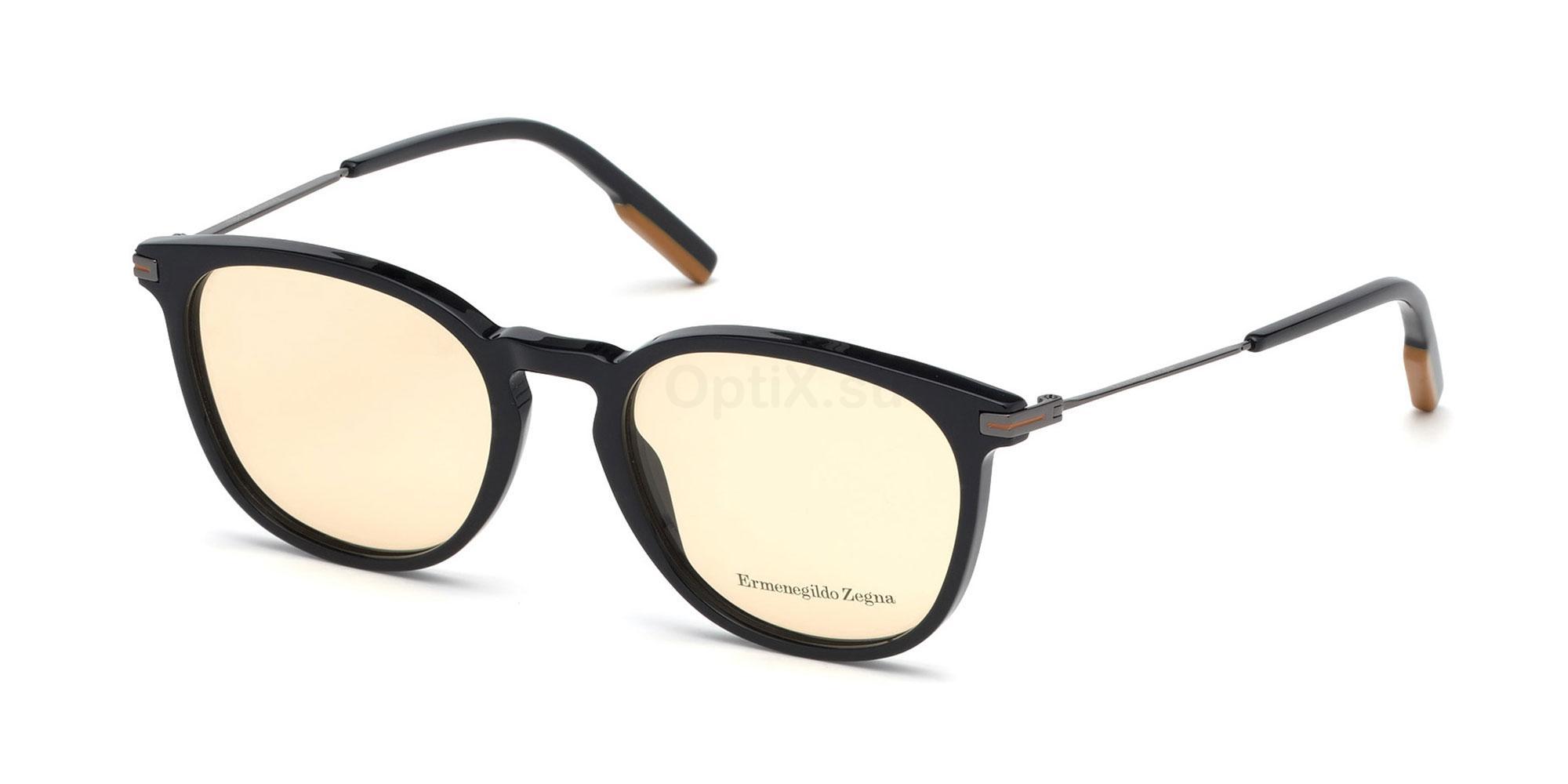 001 EZ5150 Glasses, Ermenegildo Zegna