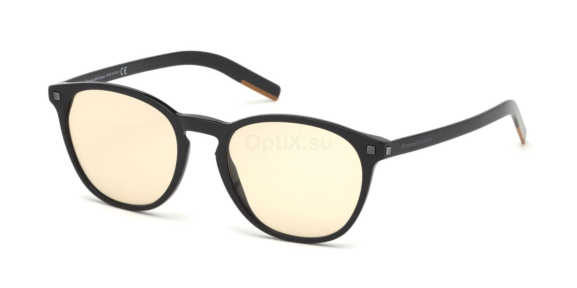 001 EZ5160 Glasses, Ermenegildo Zegna