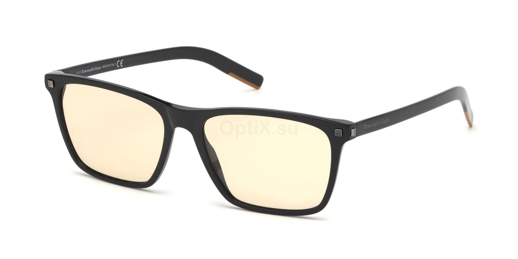 001 EZ5161 Glasses, Ermenegildo Zegna