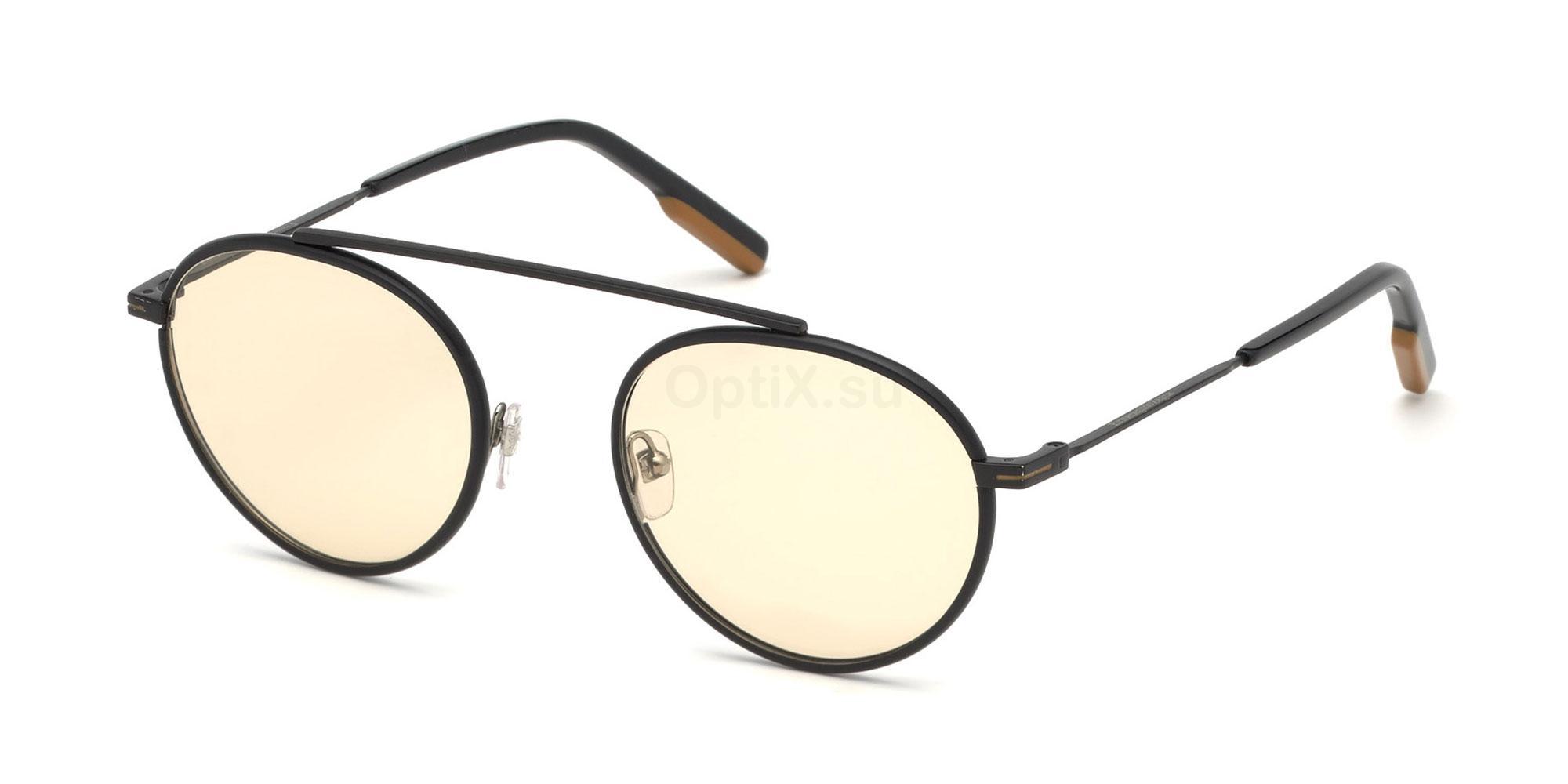 005 EZ5163 Glasses, Ermenegildo Zegna