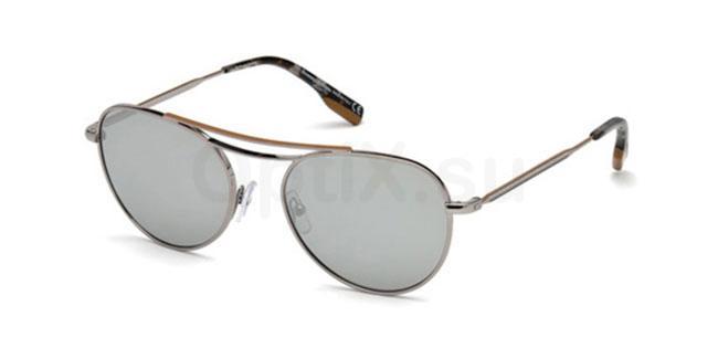 18C EZ0103 Sunglasses, Ermenegildo Zegna