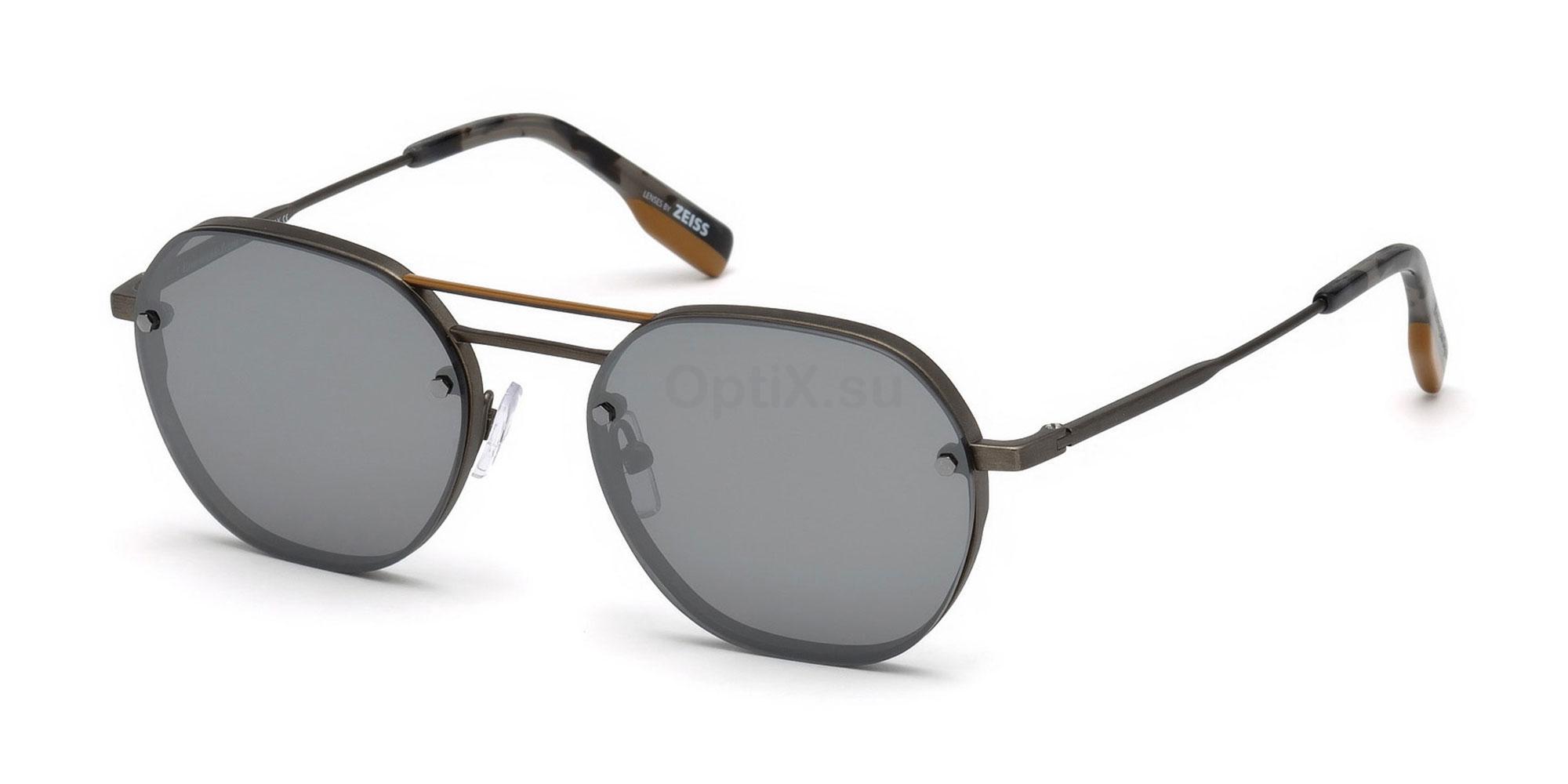 08C EZ0105 Sunglasses, Ermenegildo Zegna
