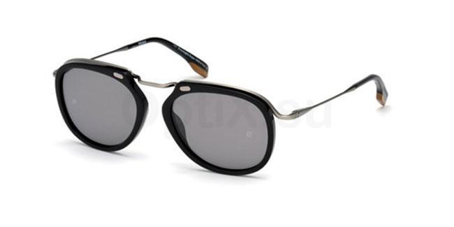 01C EZ0107 Sunglasses, Ermenegildo Zegna