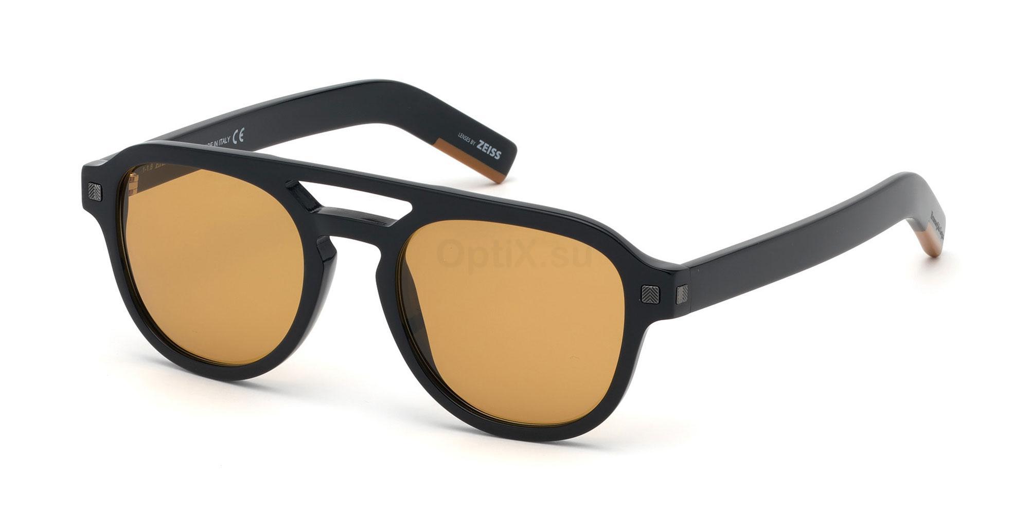 01E EZ0113 Sunglasses, Ermenegildo Zegna