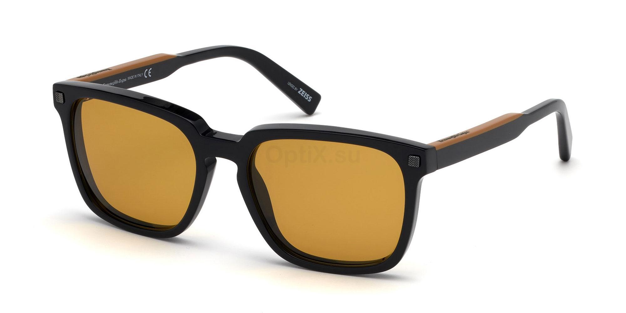 01E EZ0119 Sunglasses, Ermenegildo Zegna