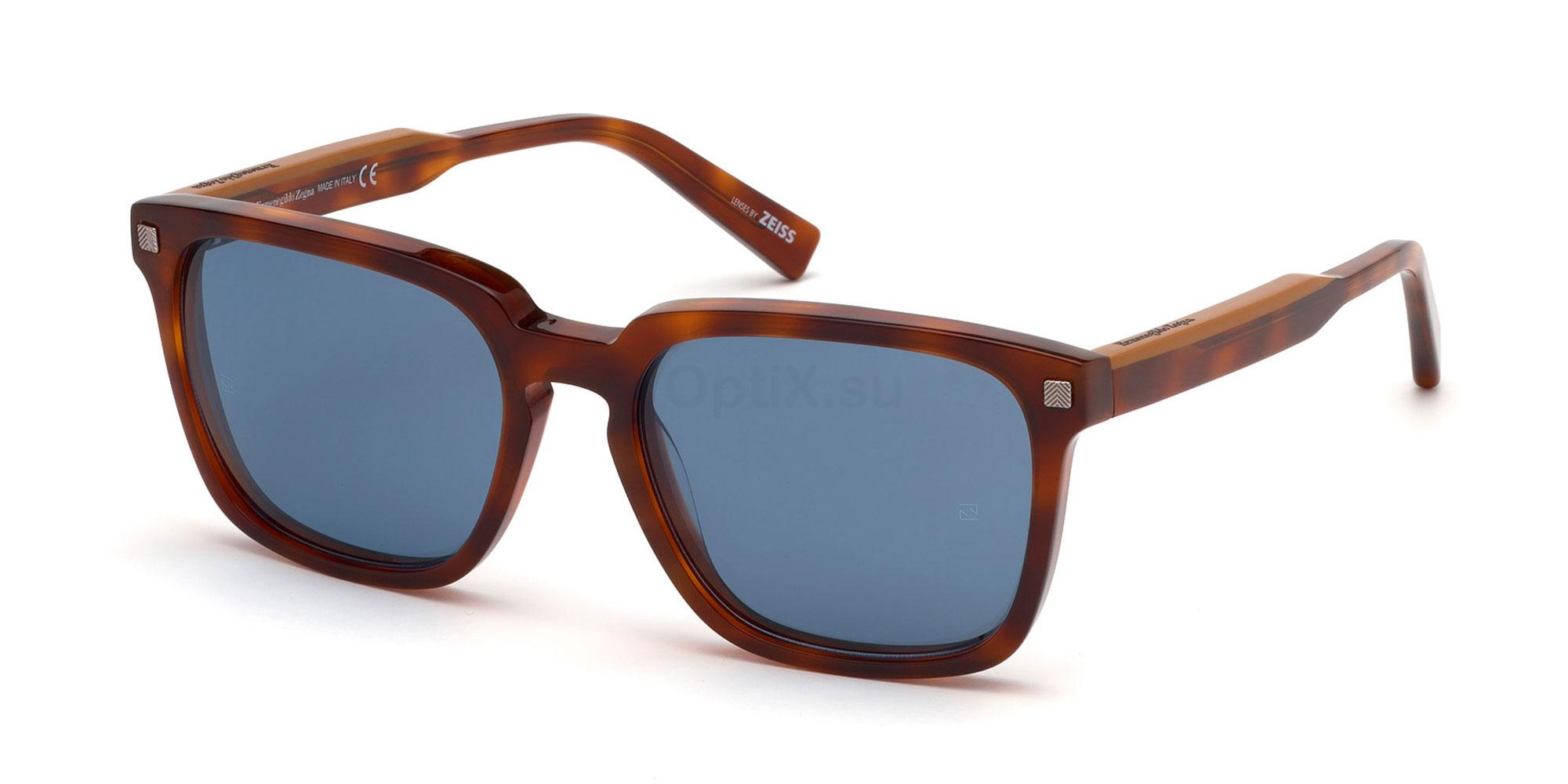 53V EZ0119 Sunglasses, Ermenegildo Zegna
