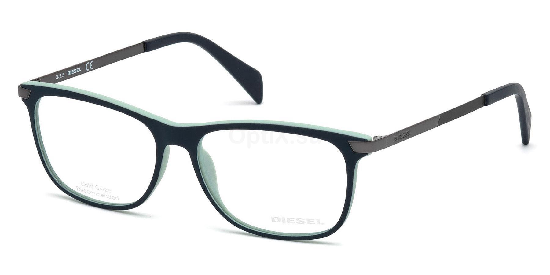 092 DL5218 Glasses, Diesel