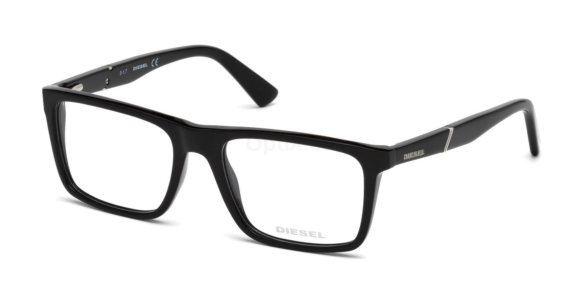 001 DL5257 Glasses, Diesel