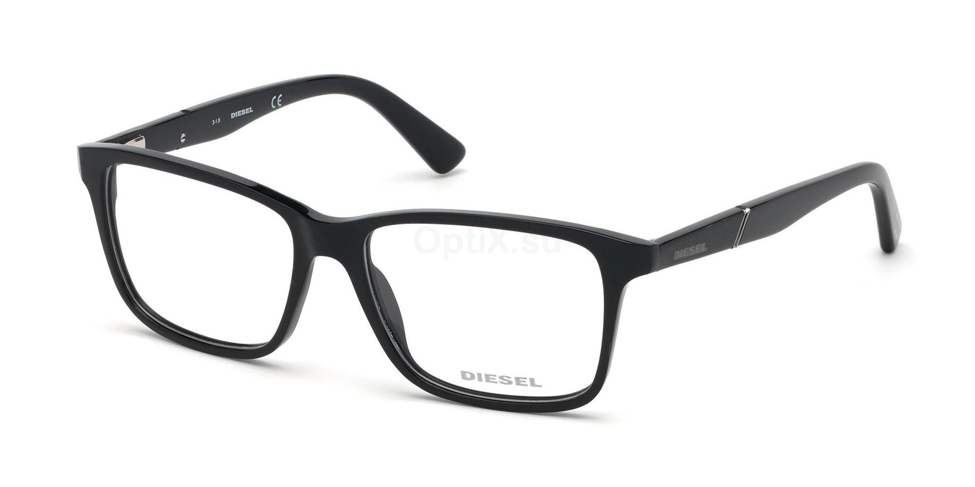 001 DL5293 Glasses, Diesel