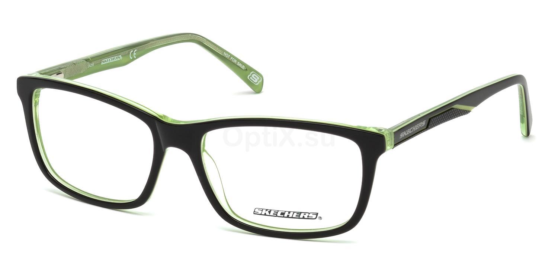 001 SE3198 Glasses, Skechers