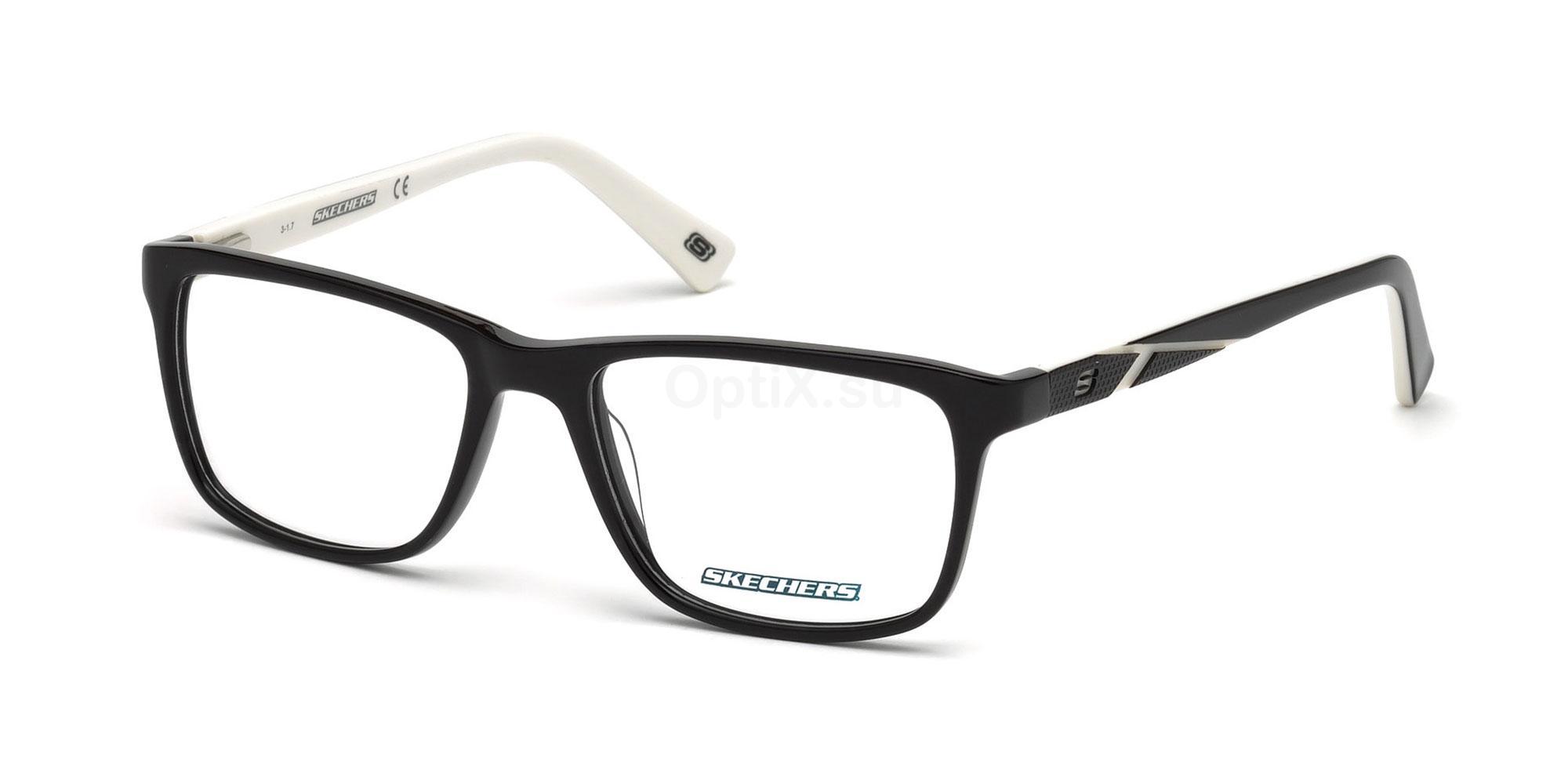 001 SE3212 Glasses, Skechers