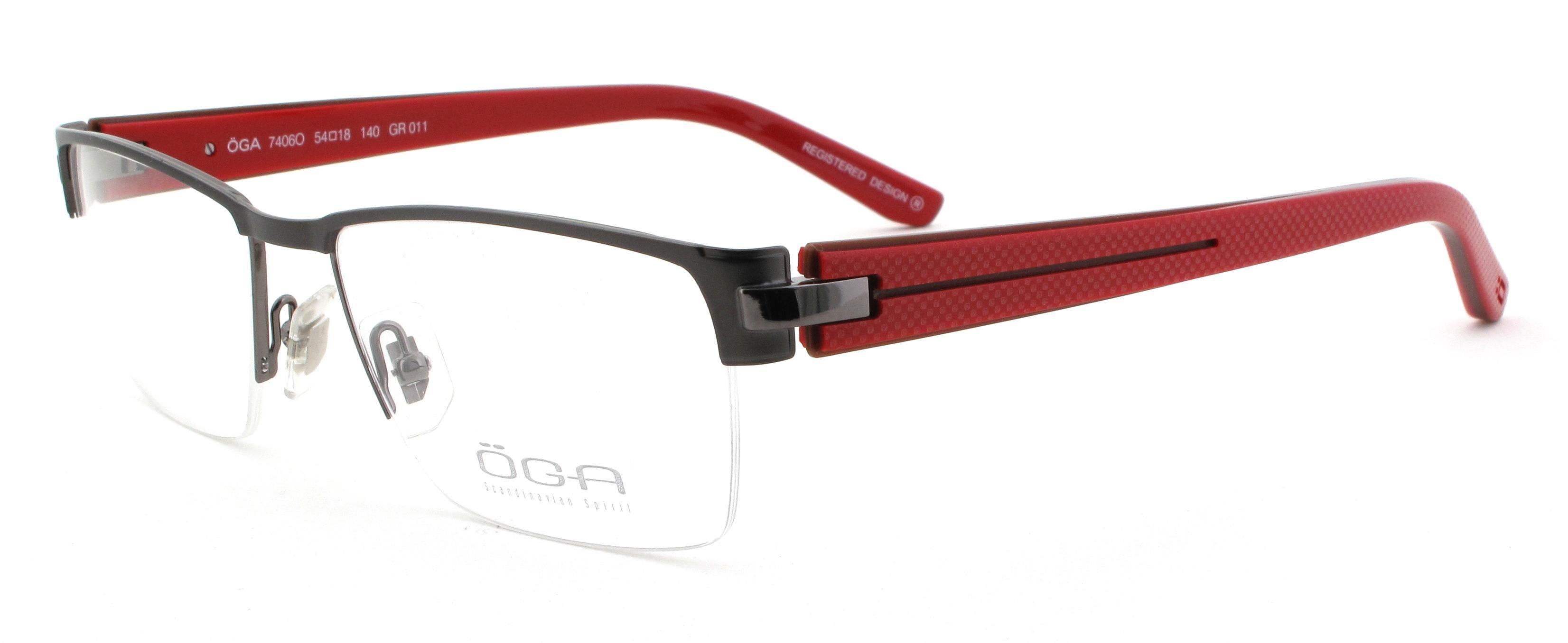 GR011 7406O TALVAC 1 Glasses, ÖGA Scandinavian Spirit