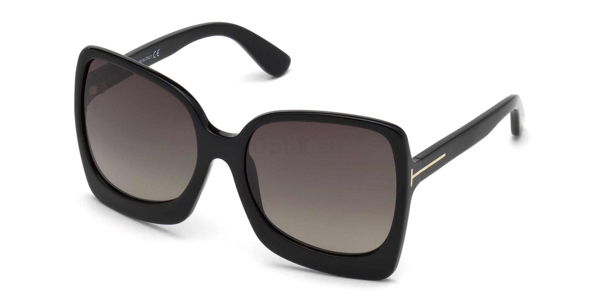 01K FT0618 Sunglasses, Tom Ford