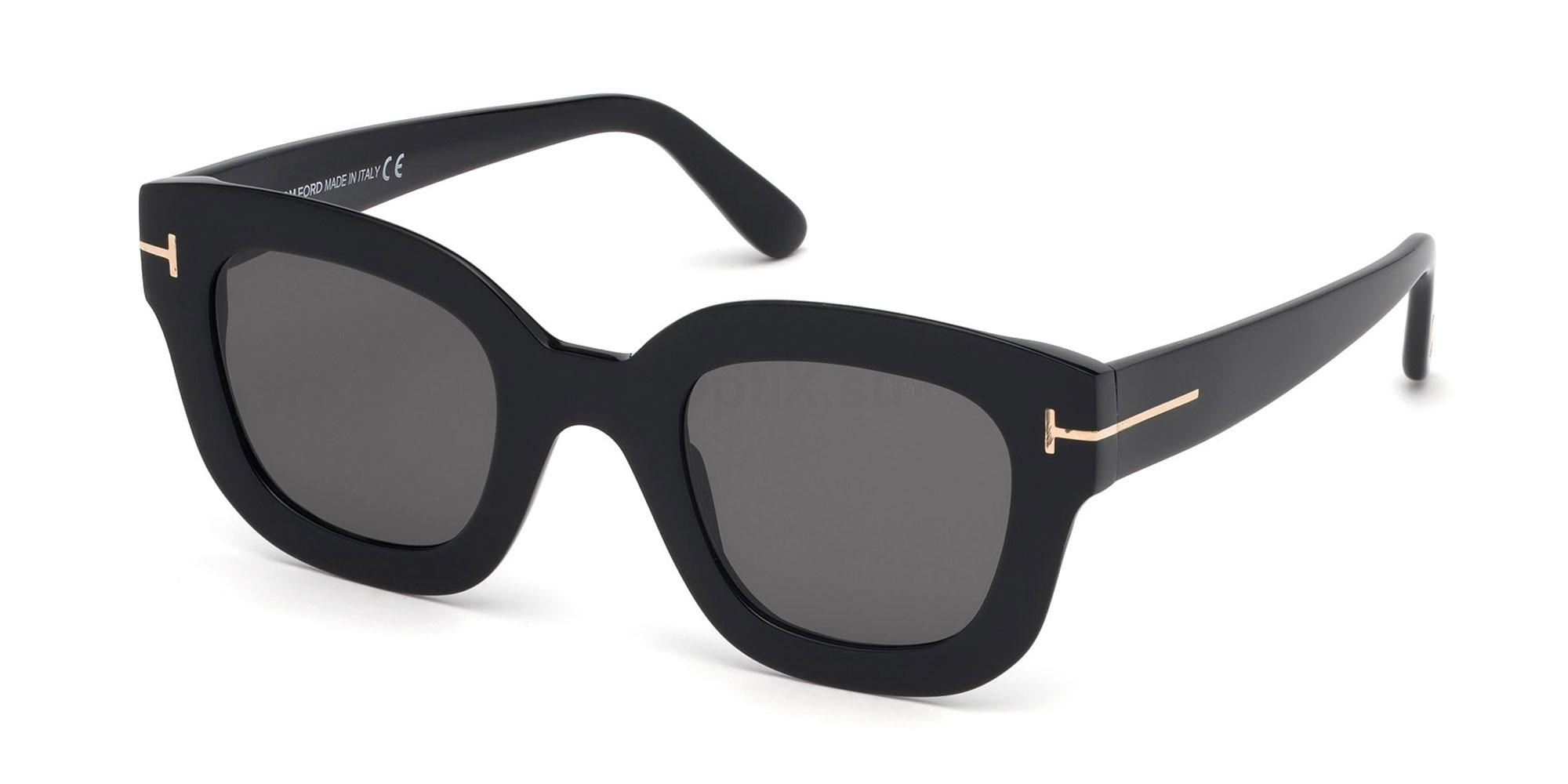 01A FT0659 Sunglasses, Tom Ford