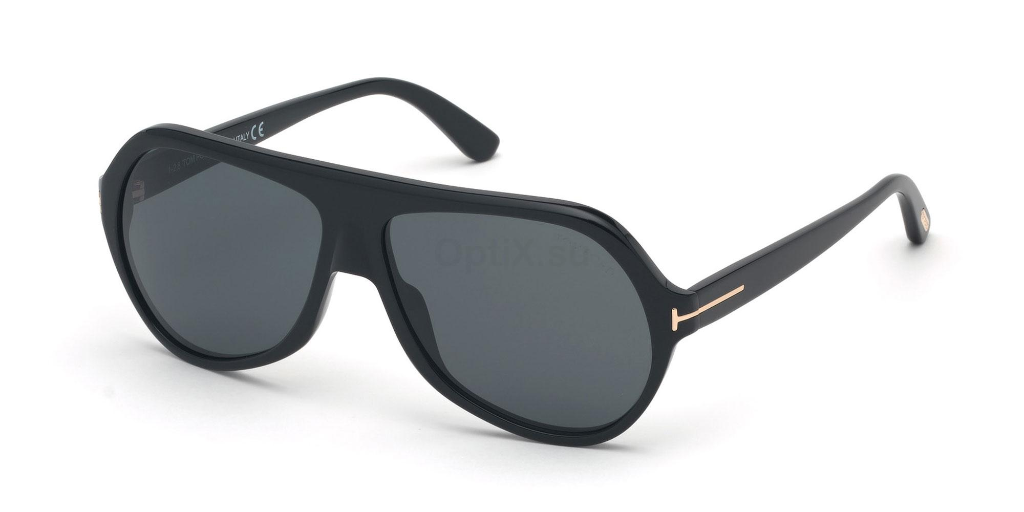 01A FT0732 Sunglasses, Tom Ford