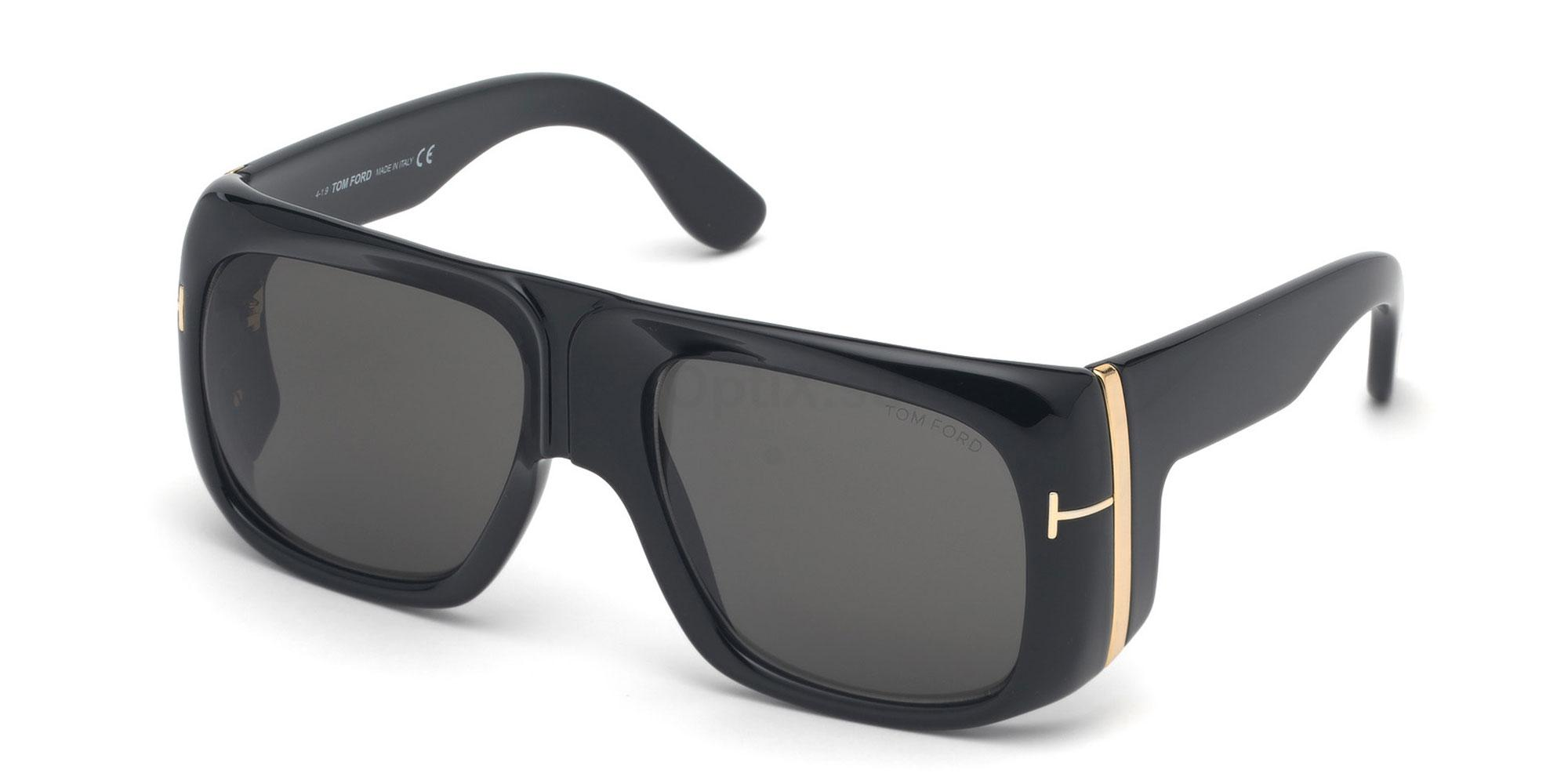01A FT0733 Sunglasses, Tom Ford