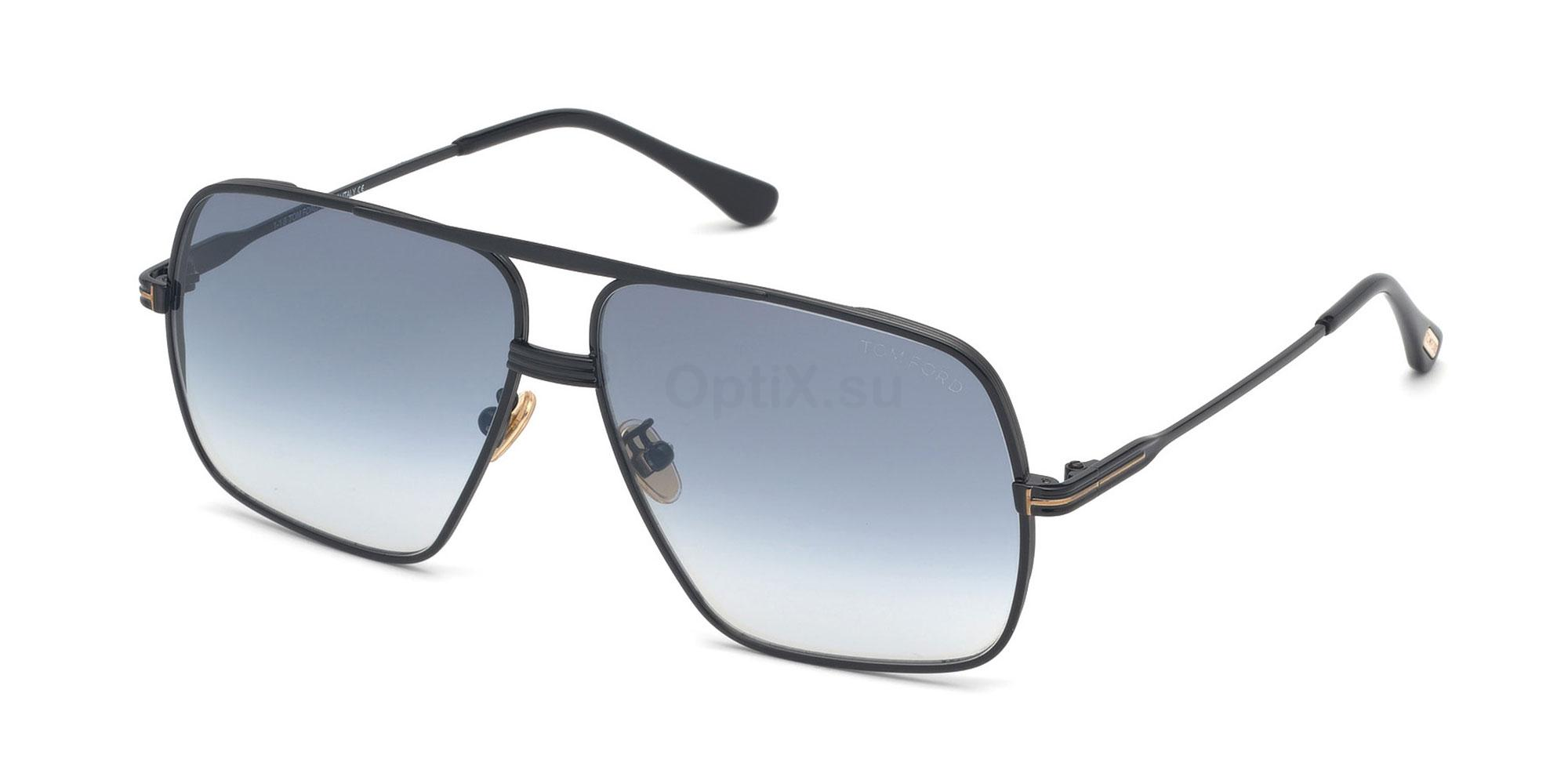 01W FT0735-H Sunglasses, Tom Ford