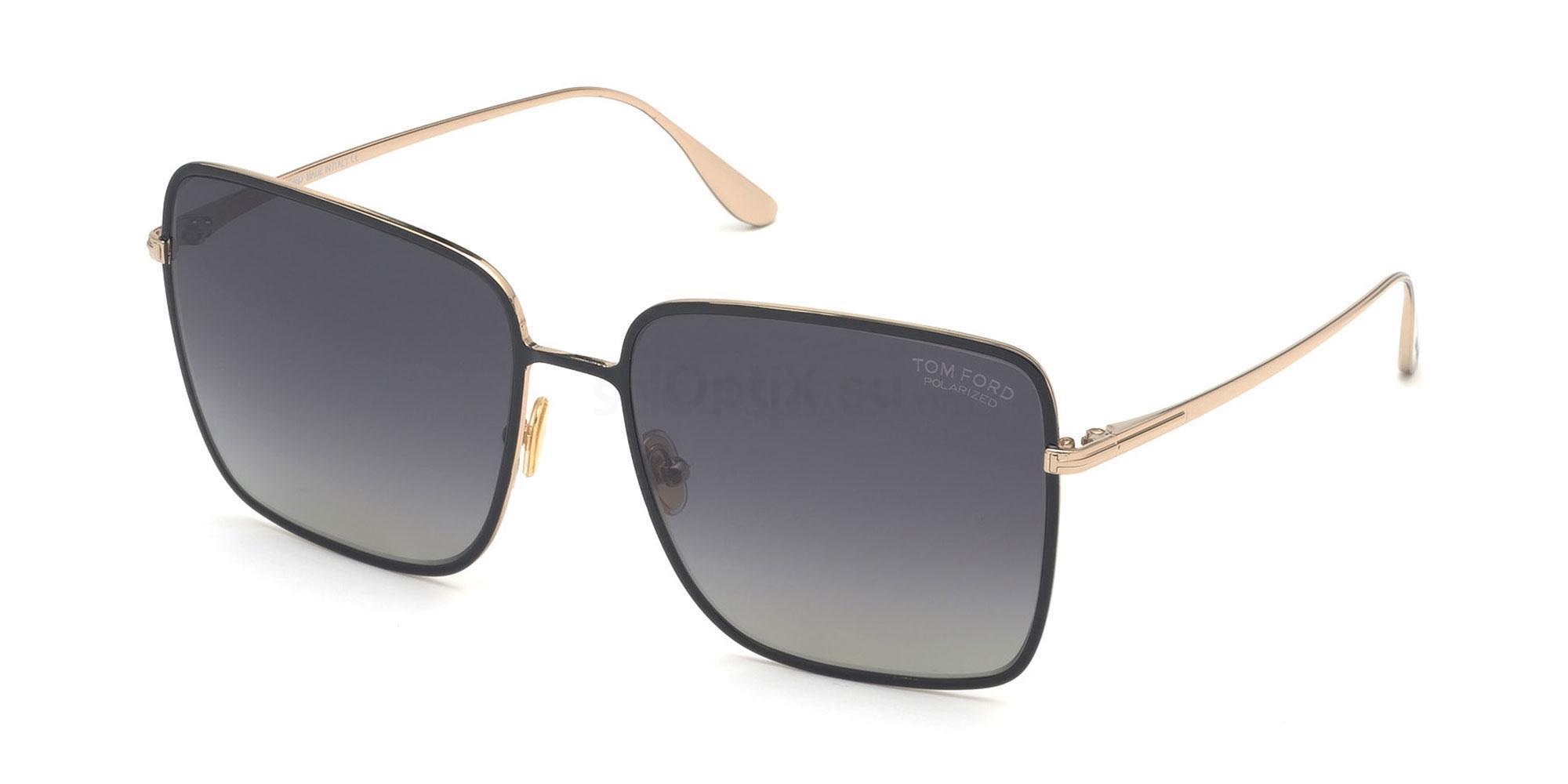 01D FT0739 Sunglasses, Tom Ford