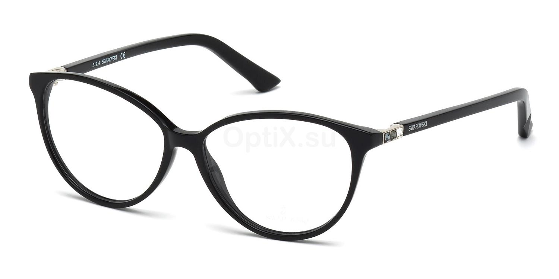 001 SK5136 FRIDA Glasses, Swarovski