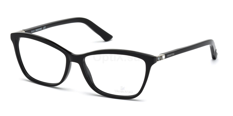 001 SK5137 FAMOUS Glasses, Swarovski