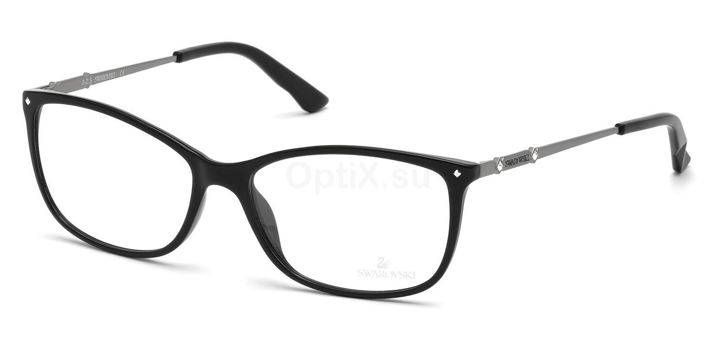001 SK5179 GLEN Glasses, Swarovski