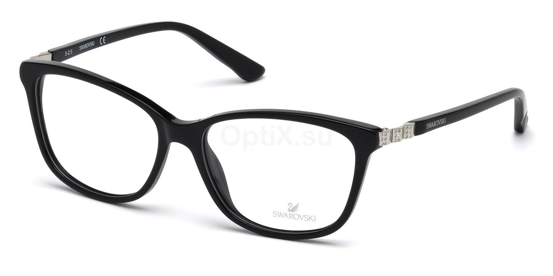 001 SK5185 GILBERTA Glasses, Swarovski