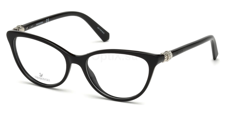 001 SK5244 Glasses, Swarovski