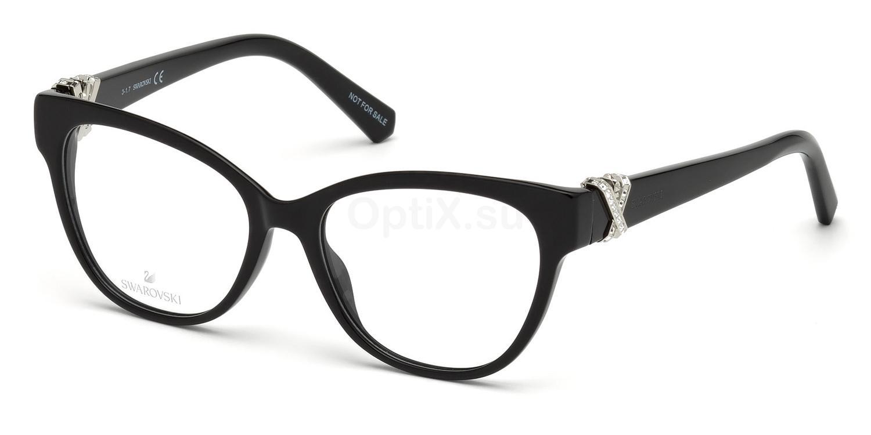 001 SK5250-H Glasses, Swarovski