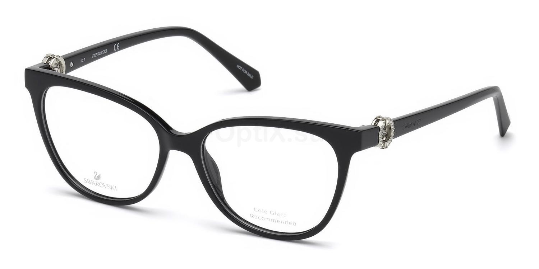 001 SK5254 Glasses, Swarovski