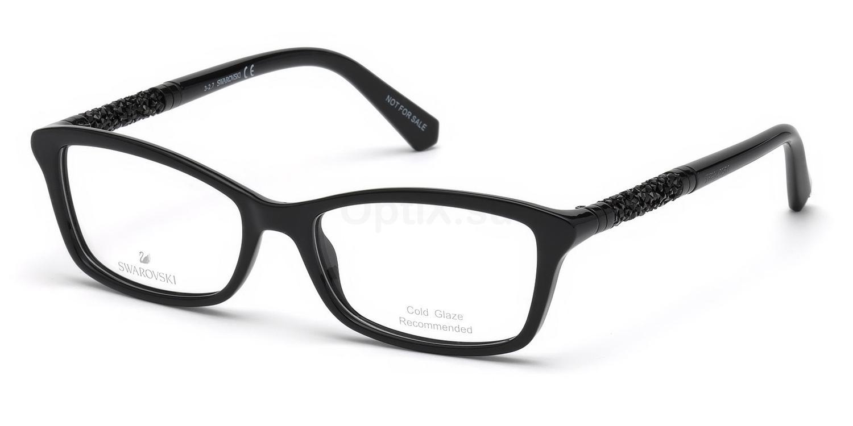 001 SK5257 Glasses, Swarovski